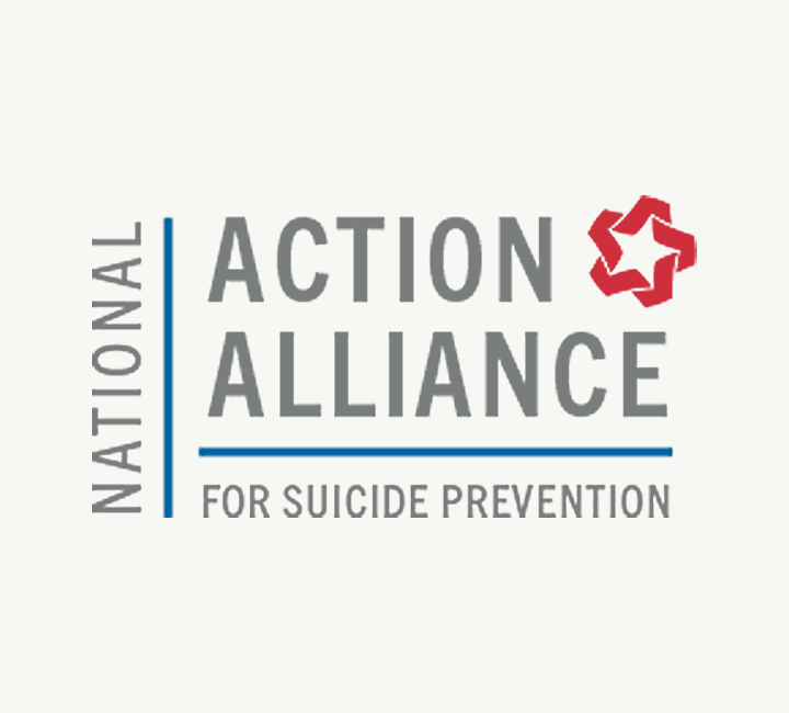 National Action alliance for Suicide Prevention logo